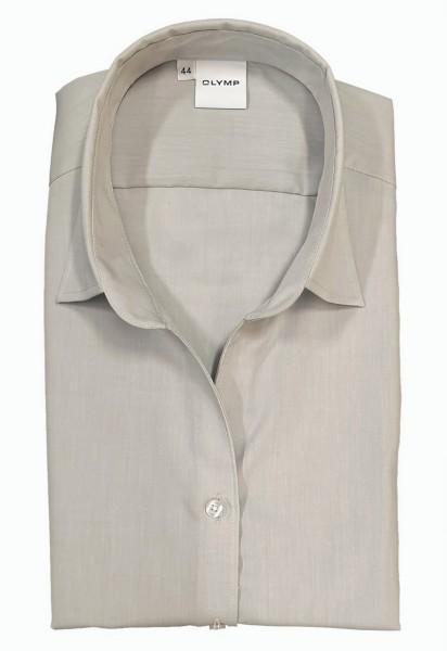 Bluse OLYMP Luxor comfort fit -hellgrau-