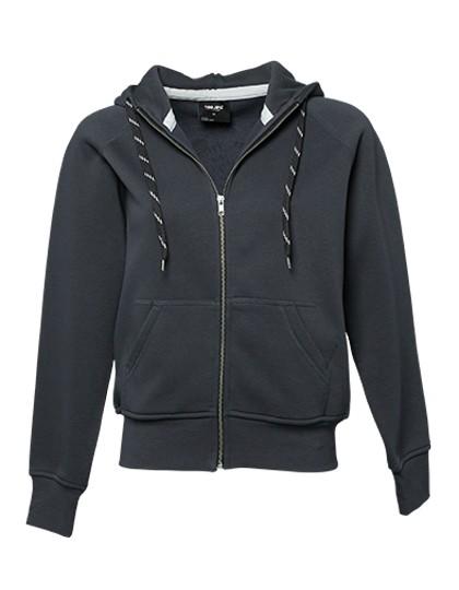 TEE JAYS Damen Fashion Full-Zip Hoodie TJ5436
