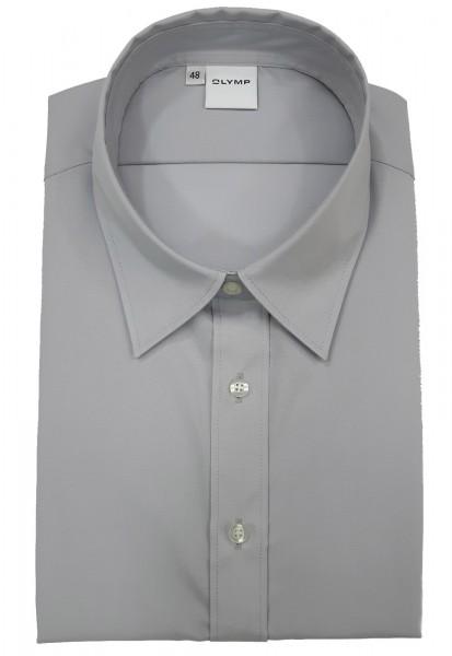 OLYMP Bluse Tendenz Modell 12 -hellgrau-