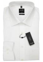 Langarm-Hemd OLYMP Luxor modern fit, weiß
