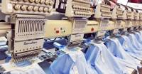 Hemden-Bestickungen par excellence - Stickproduktion bei der Stickerei Steinwinter