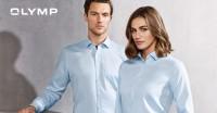 OLYMP-Business-Kollektion: Bestickte OLYMP-Hemden