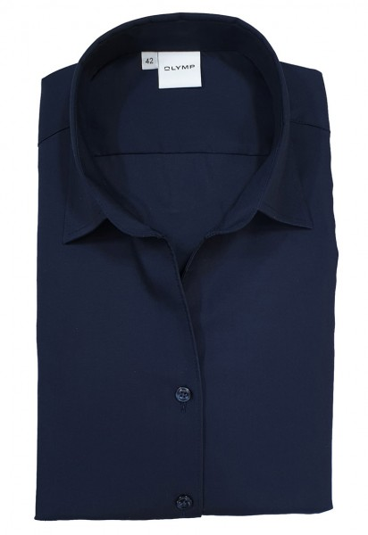 Bluse OLYMP Luxor comfort fit -marine-