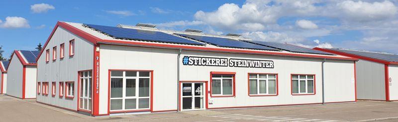 Stickerei Steinwinter Unternehmen